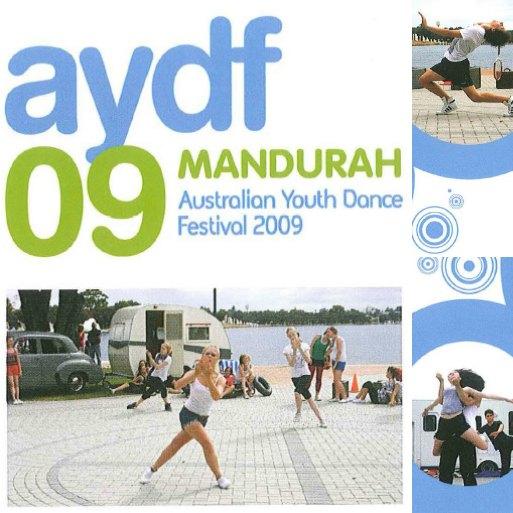 aydf mandurah 09. Australian Youth Dance Festival