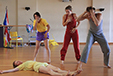 Placing knowledge in the body: Western Australian choreographers dancing 'With a Bullet'