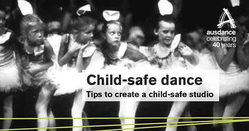 Child-safe dance: Tips to create a child-safe dance studio