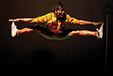 Patrick (Lucky) Lartey receives Keith Bain Choreographic Travel Fellowship