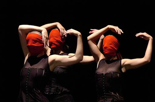 Tasdance performers