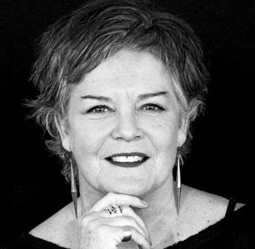 Chrissie Parrott, December 2014