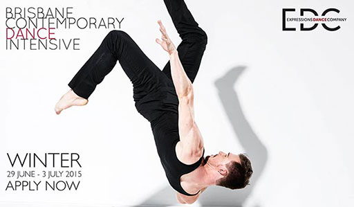 Brisbane Contemporary Dance Intensive: Winter 29 June – 3 July 2015 Apply Now