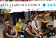 Single tickets on sale for Arts Learning Forum opening reception and keynote
