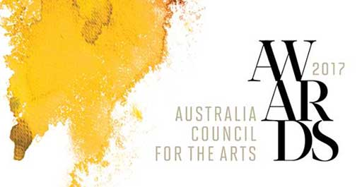 Australia Council for the Arts Awards 2017
