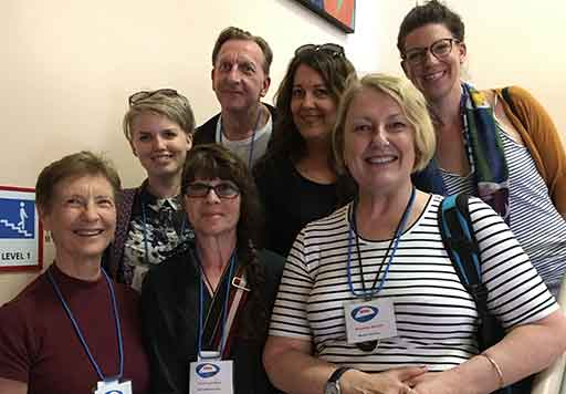 Australians attending the 2017 WDA Global Summit