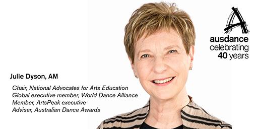 Julie Dyson, AM