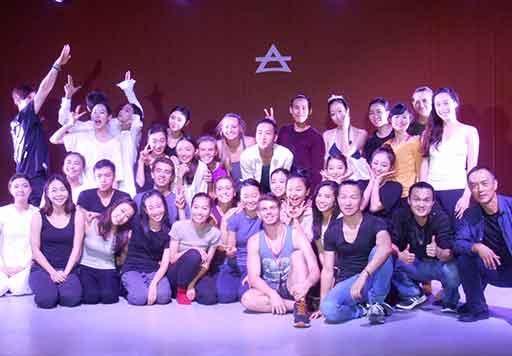 2016 Choreolab participants