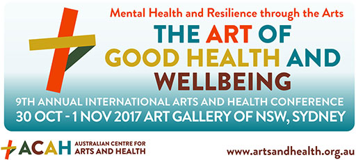 The Art of Good Health and Wellbeing Conference