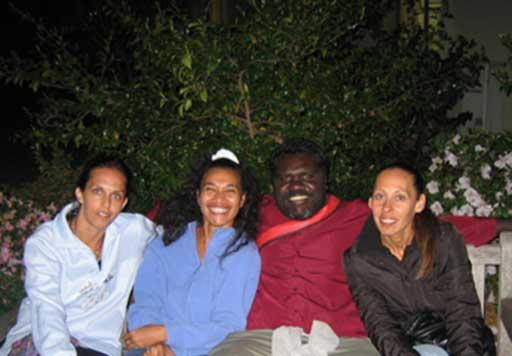Samantha Chalmers, Jeanette Fabila, Jakapurra Munaryun, Rachael Wallace