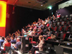 Participants gathered in Visions Theatre at the National Museum of Australia (NMA)
