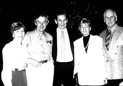 Ausdance founders