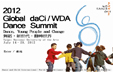 'Dance, young people and change' summit program